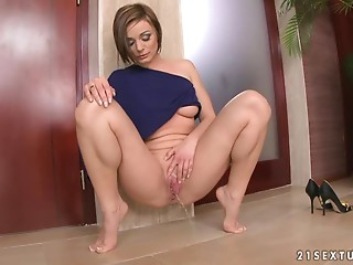 Pissing,MILF,Solo,Masturbation