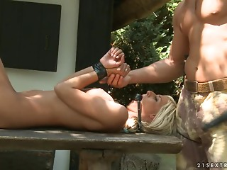BDSM,Babe,Blonde,Hardcore,Outdoor,Natural,Couple