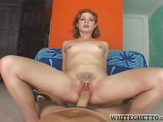 Hairy,Babe,Hardcore,POV,Redhead,Natural,Slut,Couple
