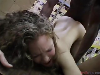Interracial,Blonde,Gangbang,Hardcore,Orgasm,Doggystyle