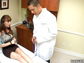 Doctor,Nurse,Uniform,MILF,Office,Reality