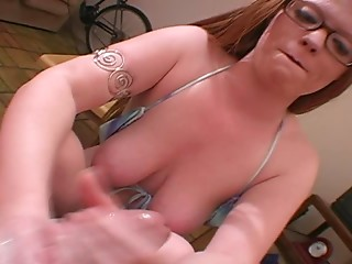 POV,Amateur,Big Ass,Big Boobs,Blonde,Cumshot,Glasses,Hardcore,Homemade,Mature,Wife,Natural