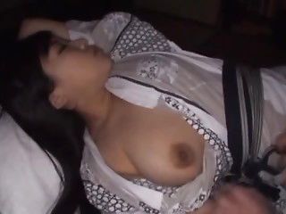 Sleeping,Asian,Big Boobs,MILF,POV,Reality,Natural