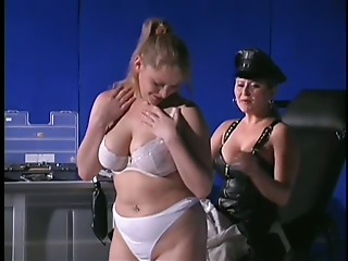Bus,BDSM,Big Boobs,Blonde,Femdom,Spanking
