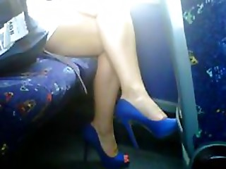 Fetish,Babe,Foot Fetish,High Heels,Voyeur