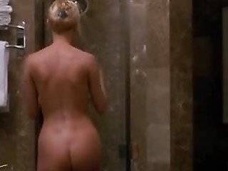 Celebrities Sex,Blonde,Shower
