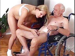 Nurse,Old and young,Blonde,Hardcore,Mature,Teen,Uniform