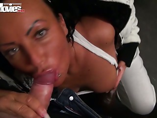 Public Nudity,Blowjob,Cumshot,Handjob,Hardcore,Brunette,Facial,MILF,POV,Natural,Slut