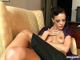 High Heels,Fisting,Solo,Brunette,Hardcore,MILF,Petite,Sex Toys,Small Tits,Shaved,Masturbation