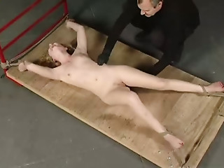 Slut,BDSM,Blonde,Clit,Beautiful