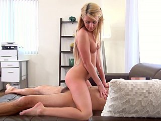 Casting,Facial,Lesbian,POV,Teen,Beautiful,Shaved,Big Cock,Blonde,Close-up,Cumshot