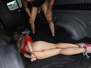 Gagging,Extreme,Teen,BDSM,Blowjob,Close-up,Hardcore,Doggystyle,Car Sex