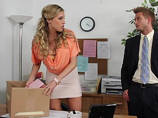 Office,Blonde,Blowjob,Close-up,Lesbian,MILF,Secretary,Teen,Babe