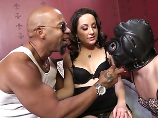 Masked,BDSM,Big Cock,Black and Ebony,Blowjob,Brunette,Fetish,Handjob,Interracial,Lingerie,Mature,Slut,Cuckold