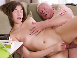 Brunette,Hardcore,Mature,Old and young,Teen,Doggystyle,Shaved