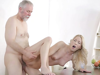 Doggystyle,Babe,Blonde,Hardcore,Mature,Old and young,Petite,Small Tits,Teen