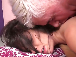 Old and young,Brunette,Hardcore,Lesbian,Mature,Small Tits,Teen,Doggystyle,Beautiful,Big Boobs,Big Cock