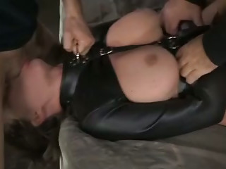 Double Penetration,Hardcore,Threesome,BDSM,Big Boobs,Blowjob,Brunette