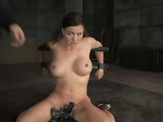 Slut,BDSM,Big Boobs,Blowjob,Brunette,Hardcore,Machine,Natural,Extreme