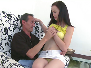 Brunette,Mature,Old and young,Petite,Small Tits,Teen,Strip,Student