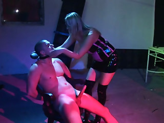 Femdom,Latex,Slut,Big Ass,Big Boobs,Big Cock,Blonde,Blowjob,Hardcore,Lesbian,MILF