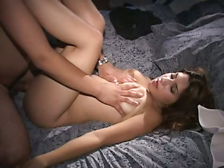 Student,Babe,Big Boobs,Blowjob,Brunette,Hardcore,Party,School,Teen,Bathroom,Doggystyle