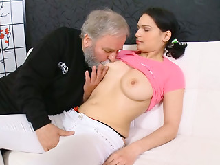 Big Boobs,Big Cock,Blowjob,Brunette,Hardcore,Lesbian,Mature,Old and young,Panties,Teen,Natural,Beautiful