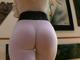 Beautiful,Yoga,Natural,Big Ass,BBW,Blonde,Gym,MILF,Panties